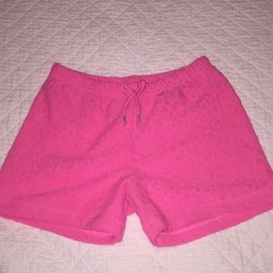 Girls Lace Lined Short